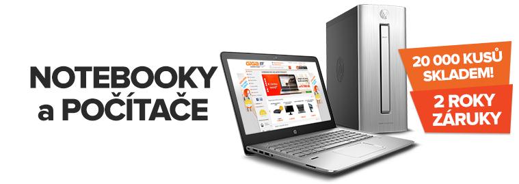 2 roky záruka na notebooky a počítače